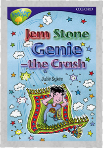 Jem Stone Genie - the Crash