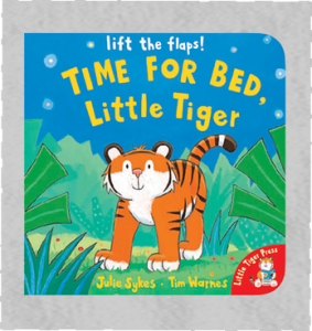 Time for Bed Little Tiger