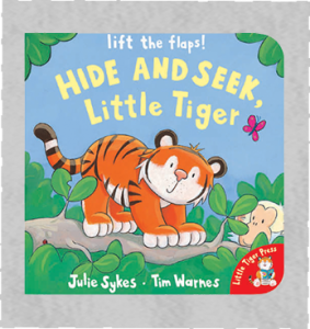 Hide and Seek, Little Tiger