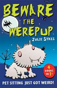 Beware the Werpup 4 in 1 Cover