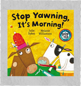 Stop Yawning It's Morning!