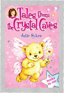Fairy Bears - Book Cover Tales from the Crystal Caves