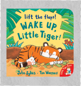 Wake Up Little Tiger!