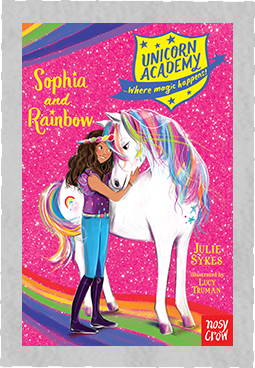 Sophia and Rainbow book cover