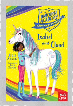 Isabel & Cloud book cover