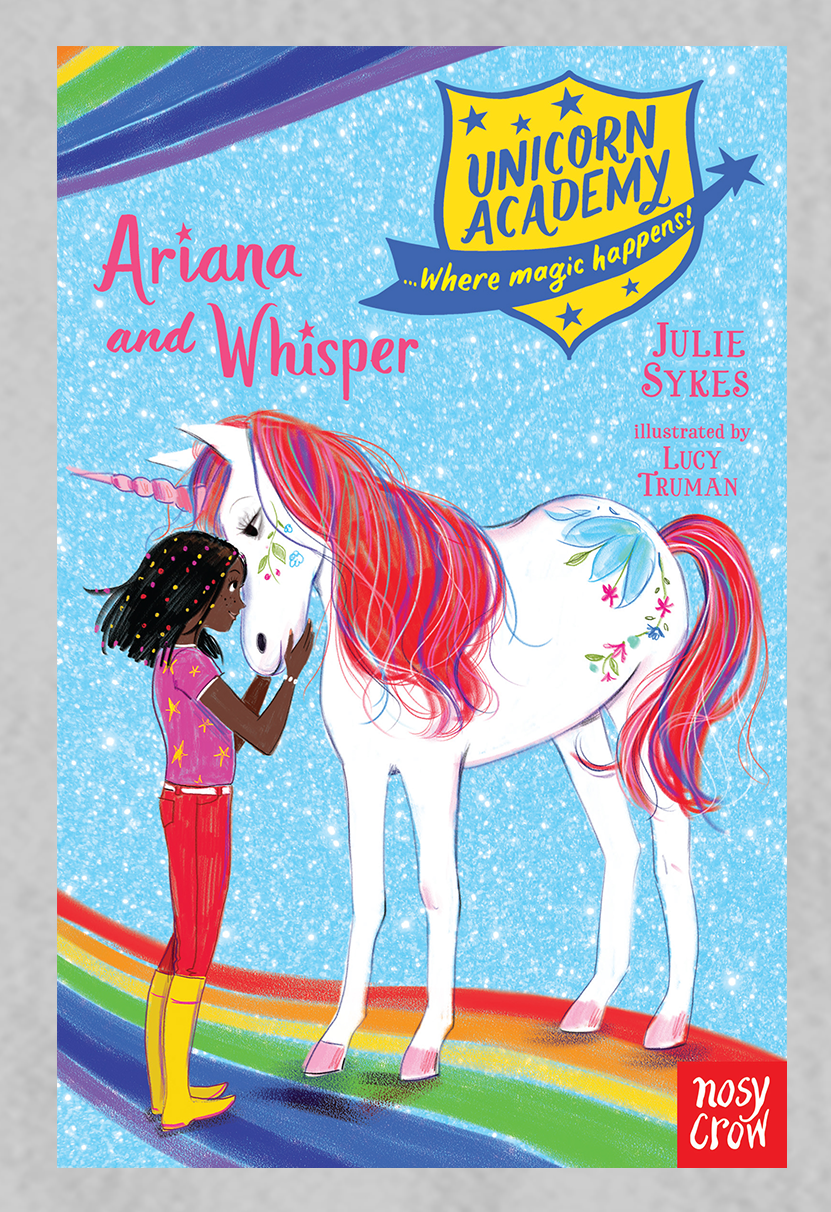 Ariana and Whisper book cover