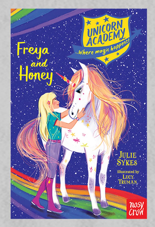 Freya and Honey book cover