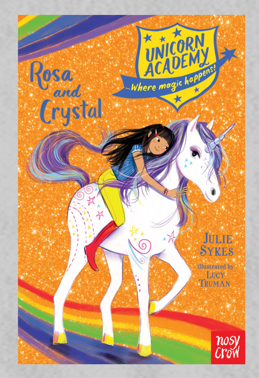 Rosa and Crystal book cover