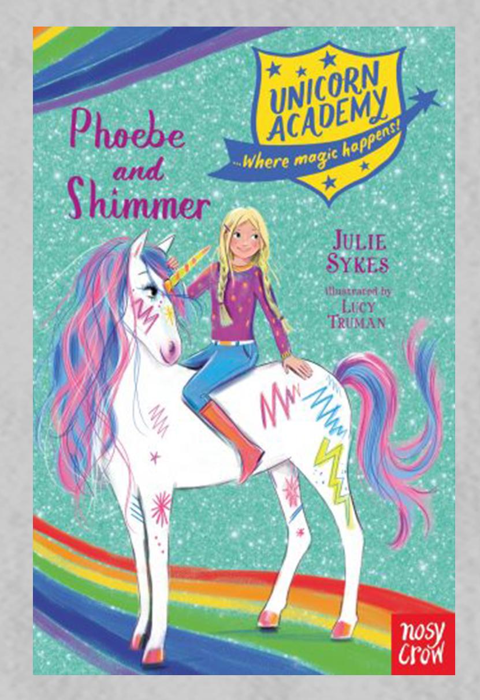 Phoebo-Shimmer Book Cover